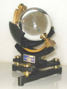 1281 Campbell Stokes sunshine recorder